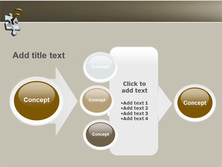 Key to Everything PowerPoint Template Slide 17