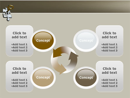 Key to Everything PowerPoint Template Slide 9
