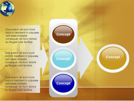 Troubled World PowerPoint Template Slide 11