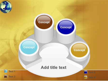 Troubled World PowerPoint Template Slide 12
