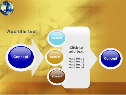 Troubled World PowerPoint Template Slide 17