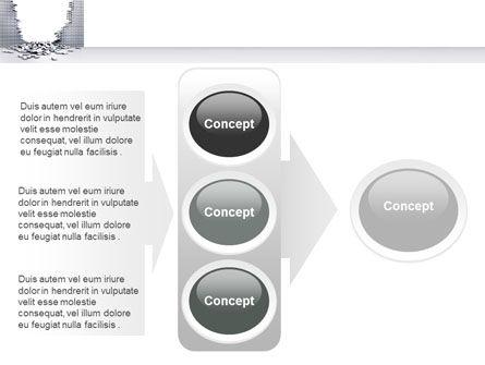 Broken Wall PowerPoint Template Slide 11