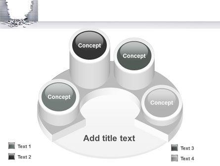 Broken Wall PowerPoint Template Slide 12