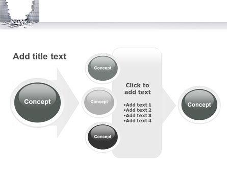 Broken Wall PowerPoint Template Slide 17