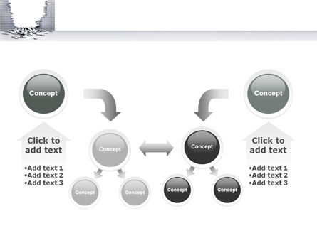 Broken Wall PowerPoint Template Slide 19