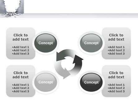 Broken Wall PowerPoint Template Slide 9