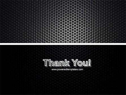 Black Grid PowerPoint Template Slide 20
