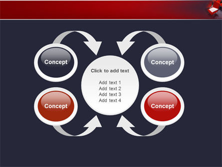 Lecture Room PowerPoint Template Slide 6