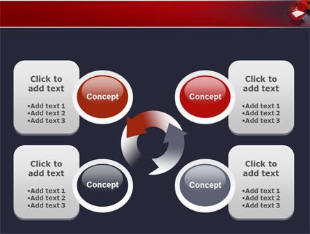 Lecture Room PowerPoint Template Slide 9