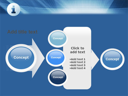 Information Icon PowerPoint Template Slide 17