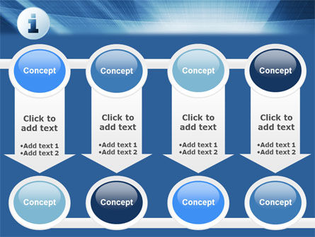Information Icon PowerPoint Template Slide 18