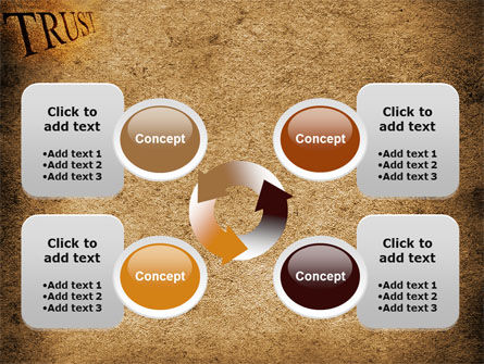 Trust PowerPoint Template Slide 9