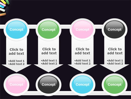 Chalk PowerPoint Template Slide 18