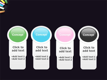 Chalk PowerPoint Template Slide 5