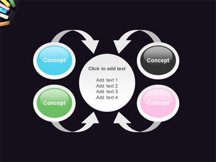 Chalk PowerPoint Template Slide 6