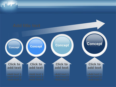 City Scenery PowerPoint Template Slide 13