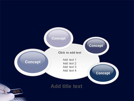 DNA Chip PowerPoint Template Slide 16