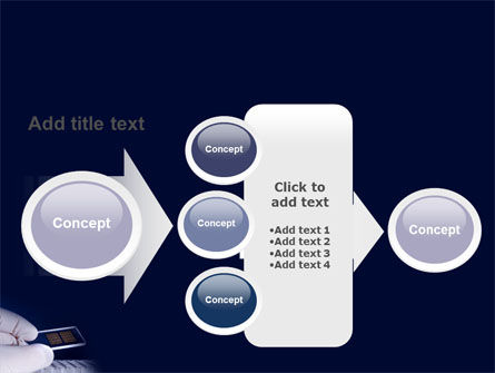 DNA Chip PowerPoint Template Slide 17