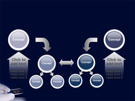 DNA Chip PowerPoint Template Slide 19