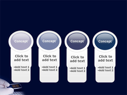 DNA Chip PowerPoint Template Slide 5