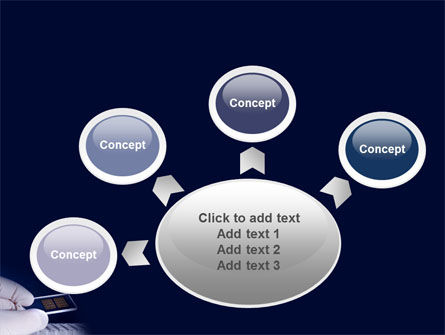 DNA Chip PowerPoint Template Slide 7