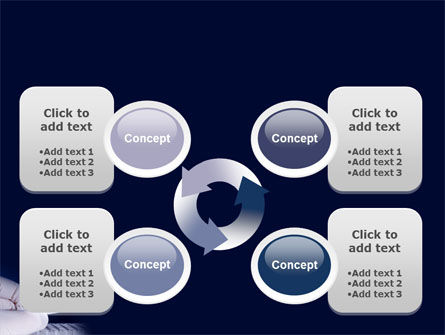 DNA Chip PowerPoint Template Slide 9