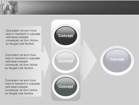 Ladders PowerPoint Template Slide 11