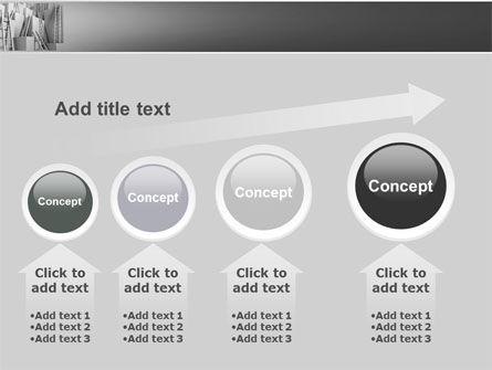 Ladders PowerPoint Template Slide 13