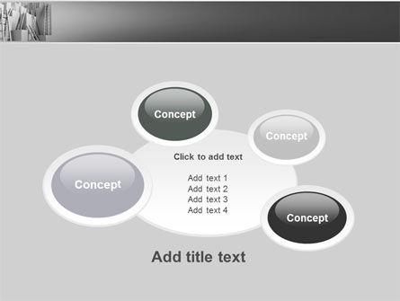 Ladders PowerPoint Template Slide 16