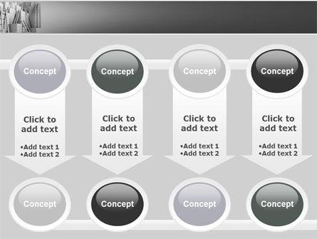 Ladders PowerPoint Template Slide 18
