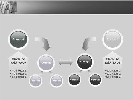 Ladders PowerPoint Template Slide 19