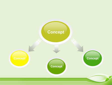 Conceived Life PowerPoint Template, Slide 4, 04383, Nature & Environment — PoweredTemplate.com