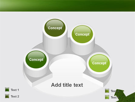 Green Lawn PowerPoint Template Slide 12