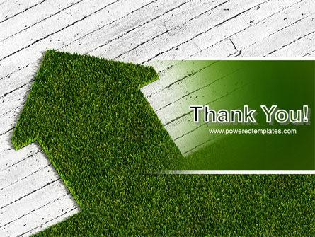 Green Lawn PowerPoint Template Slide 20