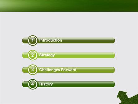 Green Lawn PowerPoint Template Slide 3
