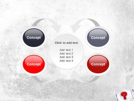 Hunger PowerPoint Template Slide 6