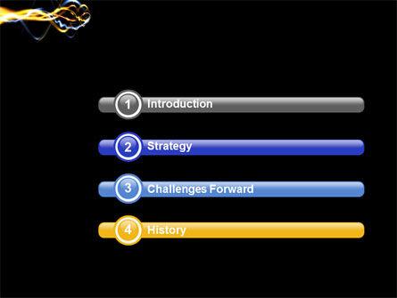 Gas PowerPoint Template, Slide 3, 04388, Abstract/Textures — PoweredTemplate.com
