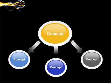 Gas PowerPoint Template, Slide 4, 04388, Abstract/Textures — PoweredTemplate.com