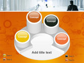 Terminal PowerPoint Template#12