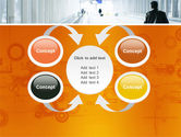 Terminal PowerPoint Template#6