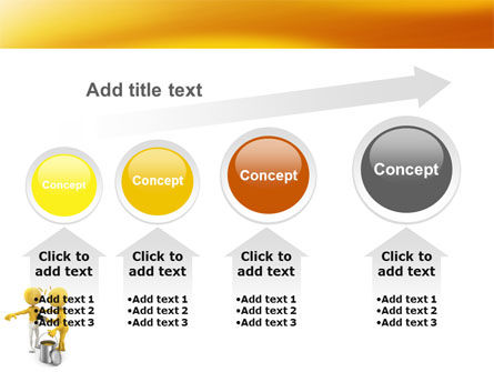 Repainting Man PowerPoint Template Slide 13