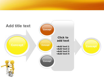 Repainting Man PowerPoint Template Slide 17