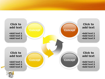 Repainting Man PowerPoint Template Slide 9