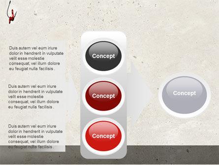 Fish Bait PowerPoint Template Slide 11