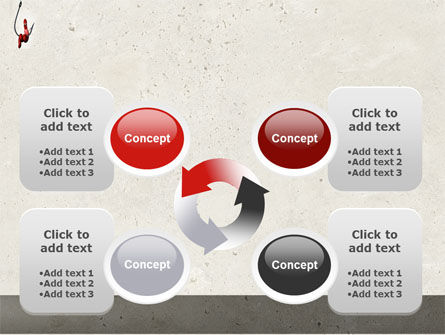 Fish Bait PowerPoint Template Slide 9