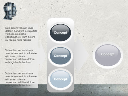 Corner of Mind PowerPoint Template Slide 11