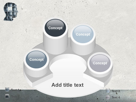 Corner of Mind PowerPoint Template Slide 12