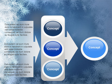 Snow Play PowerPoint Template Slide 11