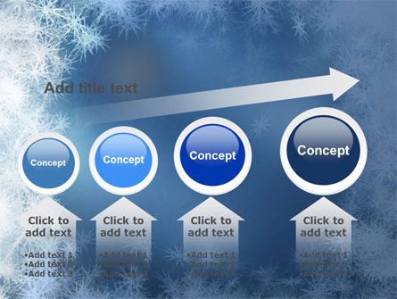 Snow Play PowerPoint Template Slide 13