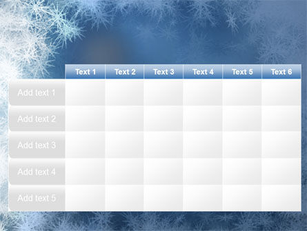 Snow Play PowerPoint Template Slide 15